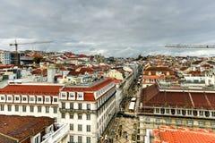 Lisbon Skyline - Portugal Royalty Free Stock Images