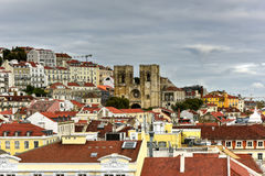 Lisbon Skyline - Portugal Stock Photo