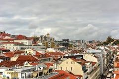 Lisbon Skyline - Portugal Royalty Free Stock Image