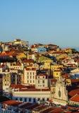 Lisbon Skyline Stock Photos
