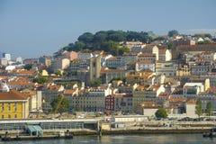 Lisbon skyline, Portugal, Europe Royalty Free Stock Image