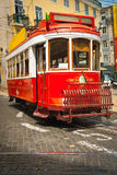 Lisbon spårvagn Royaltyfri Fotografi