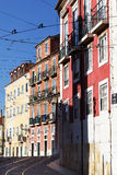 Lisbon street Stock Photos