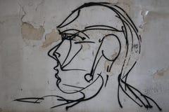 Lisbon Street Art Stock Image