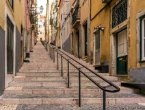 LISBON street Royalty Free Stock Photos