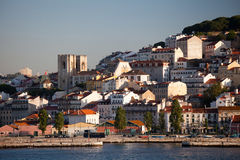 Lisbon and the Tagus Stock Photos
