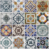 Lisbon tiles Stock Images