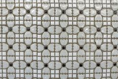 Lisbon tiles. Abstract antique architecture Stock Image