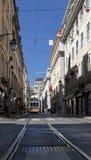 Lisbon tram Royalty Free Stock Photography