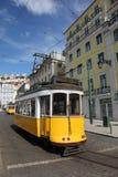Lisbon Tram Royalty Free Stock Image