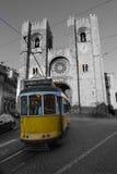 Lisbon Tram Cars Stock Photos