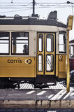 Lisbon tram Royalty Free Stock Images
