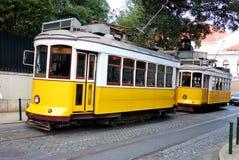 lisbon tramwaj Obrazy Stock
