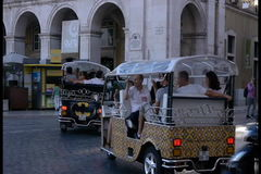 Lisbon Tuk Tuks zdjęcie wideo