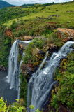 Lisbon waterfall, South Africa Royalty Free Stock Photo