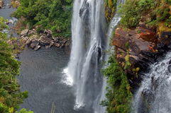 Lisbon waterfall, South Africa Stock Photo