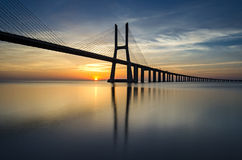 Lisbon widok Obrazy Royalty Free