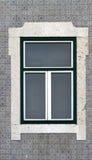 Lisbon window Stock Photo