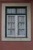 Lisbon window Stock Images
