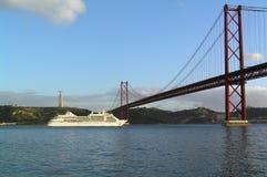 Lisbona Fotografia Stock