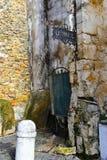 Lisbona, costruzioni abbandonate/trascurate Fotografia Stock