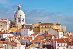 Lisbona. Il Portogallo Fotografia Stock Libera da Diritti