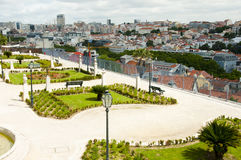 Lisbona - il Portogallo Fotografie Stock