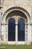 Lisbona - monastero di Jeronimos del dettaglio Fotografie Stock