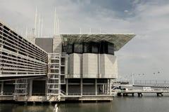 Lisbona Oceanarium Fotografie Stock