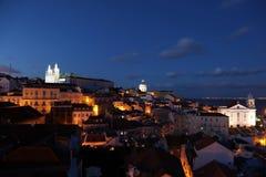 Lisbona Portogallo Fotografia Stock Libera da Diritti