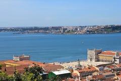 Lisbona, Portogallo Fotografie Stock Libere da Diritti