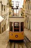 Lisbona Tran Fotografie Stock Libere da Diritti