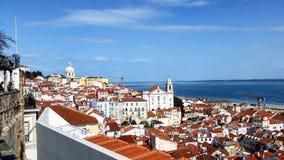 Lisbone fotografia stock