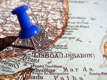 Lisbonne Lizenzfreies Stockfoto