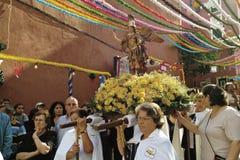LISBONNE, ALFAMA, PORTUGAL, festin de St Anthony photo stock