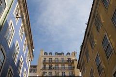 Lisbonne du centre Photos libres de droits