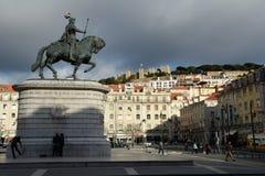 Lisbonne, Lisbonne, Lissabon 1 Photographie stock libre de droits
