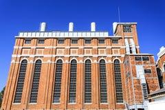 Lisbonne - musée de l'électricité Image libre de droits