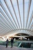 LISBONNE, PORTUGAL - 31 janvier 2011 : Architecture moderne au Photo stock