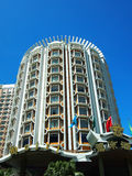 Lisbou hotell i Macao, Kina Royaltyfri Bild