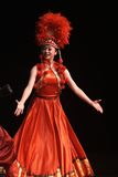 Lishui sands performance Royalty Free Stock Image