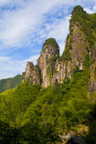 Lishui scenery Royalty Free Stock Photography