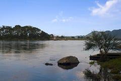 Lishui scenery Stock Image