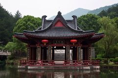 Lishui scenery Royalty Free Stock Images