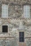 Lisignano Piacenza kasztel Obraz Royalty Free