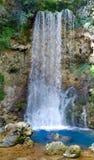 Lisine Waterfall. Waterfall in eastern Serbia in the mountain Royalty Free Stock Image