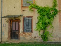 Rustic house royalty free stock images
