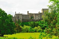 Lismore Castle Royalty Free Stock Photos