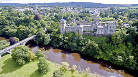 Lismore Castle,County Waterford, Ireland Royalty Free Stock Photo