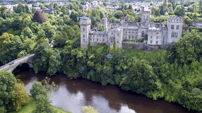 Lismore Castle,County Waterford, Ireland Stock Photo